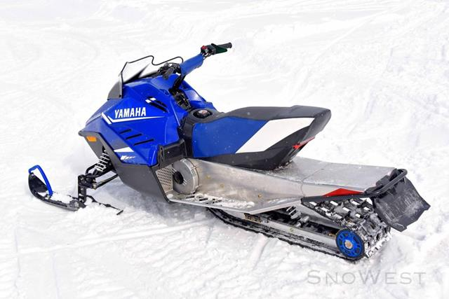 Cat 39 s new youth sled zr 200 top speed is over the ofsc for Yamaha clp 120 specification