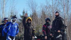 Group trail photo