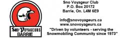 Sno Voyageur Banner